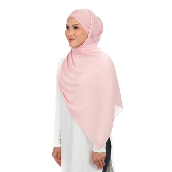 FUNCTIONAL HIJAB - LIGHT PINK