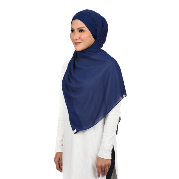 FUNCTIONAL HIJAB - ESTATE BLUE