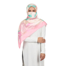 Load image into Gallery viewer, Face Mask - Foliole Candy Pink