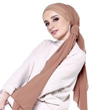 Load image into Gallery viewer, Functional Hijab - Cascarilla