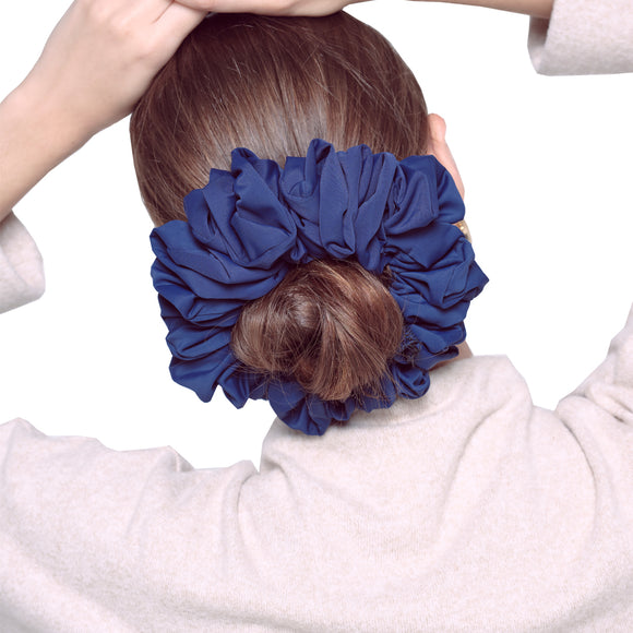 SCRUNCHY - ESTATE BLUE
