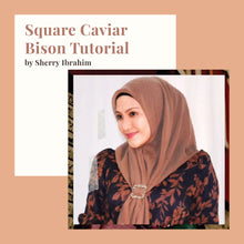 Load and play video in Gallery viewer, Square Caviar - Bison