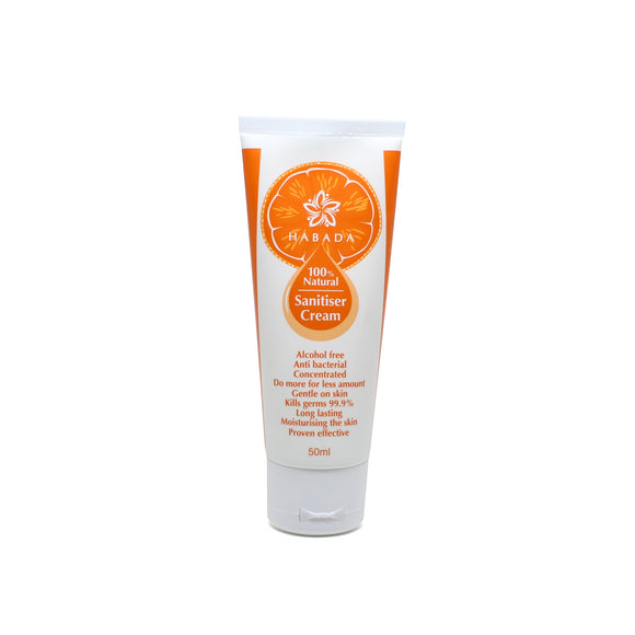 SANITISING CREAM (ALCOHOL FREE) 50ML