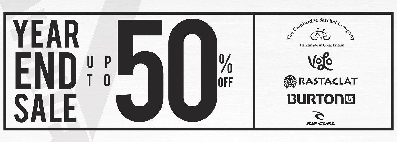 Promotion - Up to 50% Off