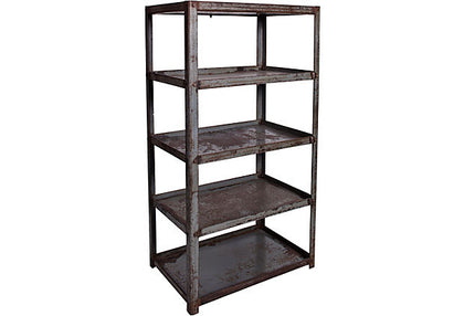 Stash by Lee Stanton Industrial Shelves