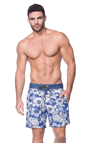 MAAJI 1034TLN:  Once Upon A Film  Swim Trunk