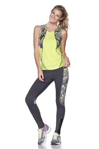 MAAJI 1501SBX:  GINGERANG RANGE Leggings