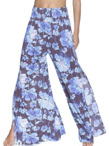 MAAJI 1501CPA01: Watercolor Lagune Pants