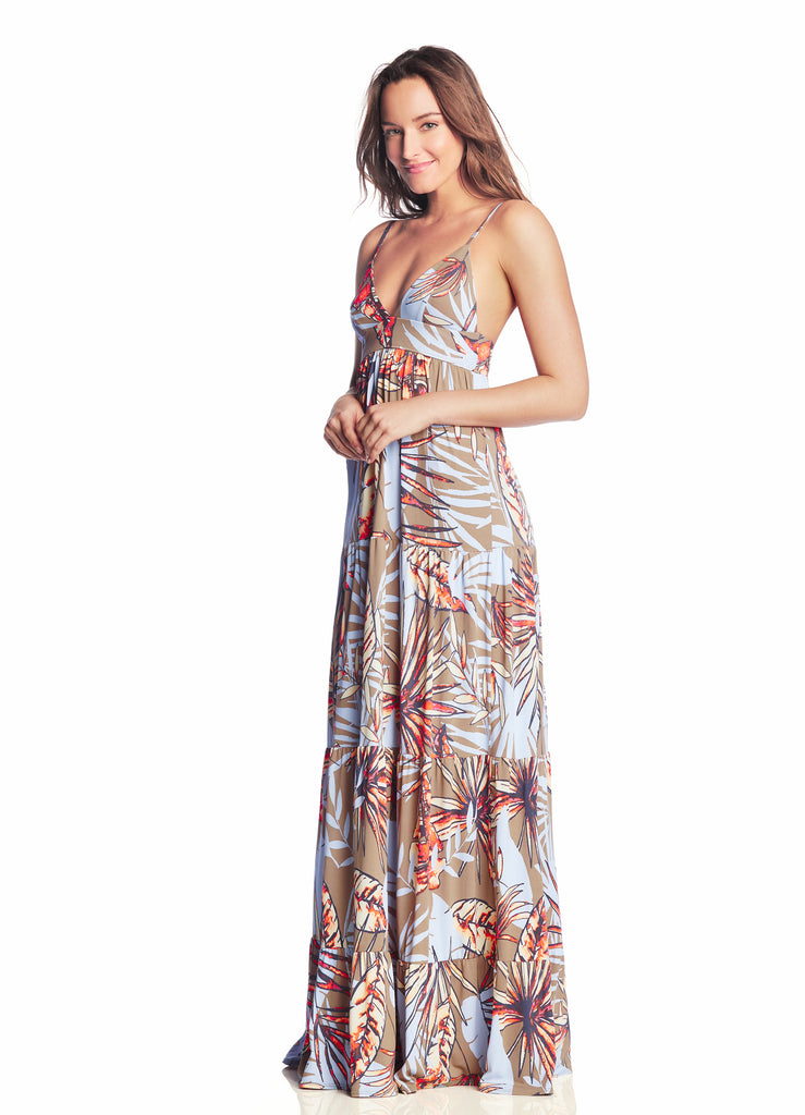 Spontaneity Long Dress