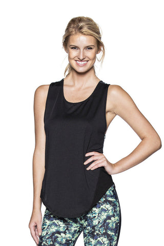 MAAJI 1598STX: SMOKEY DOTS Tank Top