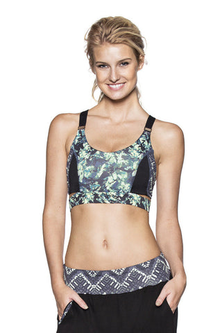 MAAJI 1602STX: EARTH WARRIOR Sports Bra