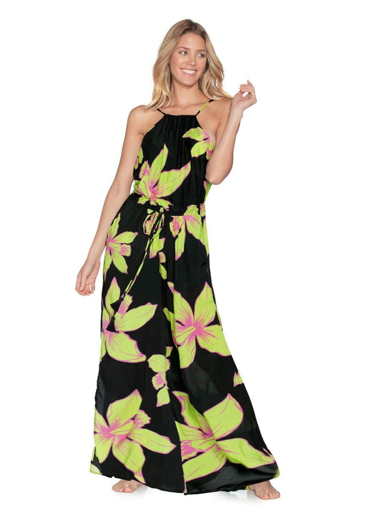 Bubble Life Maxi Dress