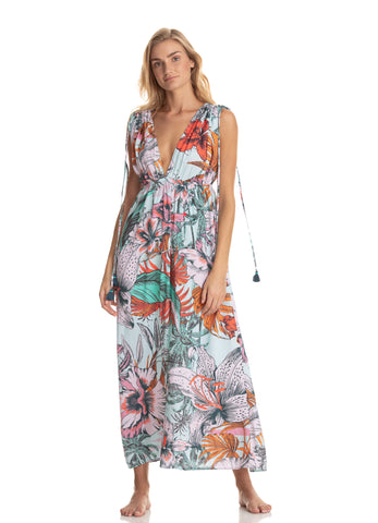 MAAJI Ring Master Breezy Long Dress