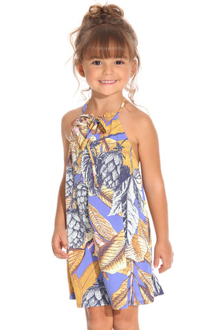 MAAJI Ocean Call Girls Short Dress