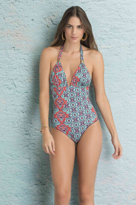 SAHA 16E08: JUNO One piece swimsuit