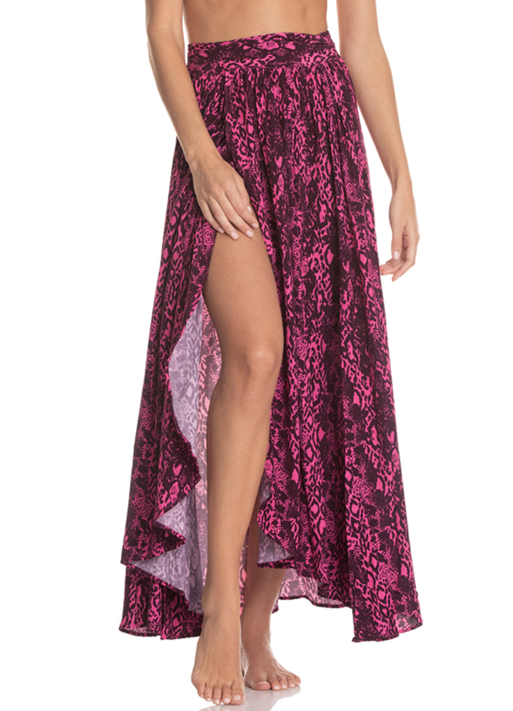 Maajestic Tribe Vibes Long Skirt