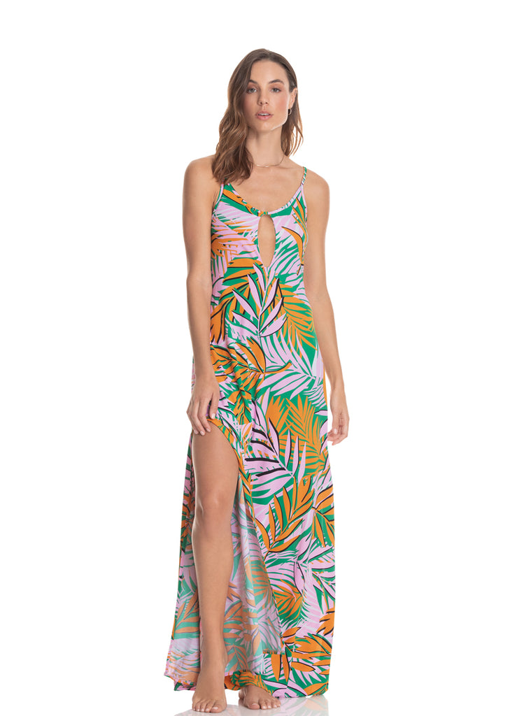 Magnific Yellowstone Dust Long Dress