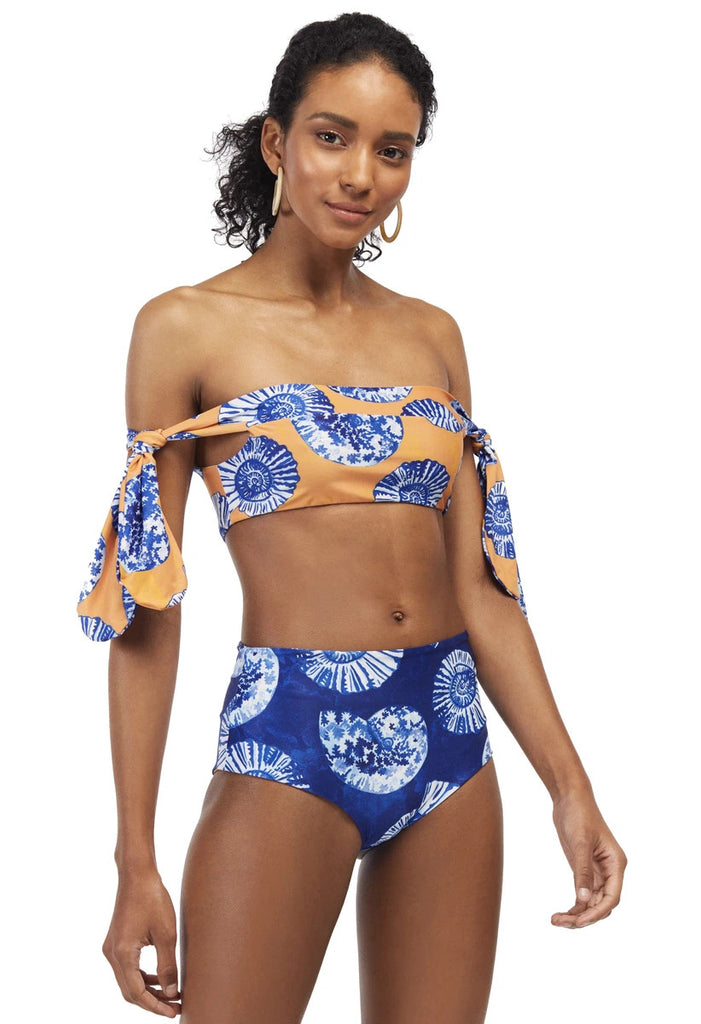 SAHA Cocora Top with Epoque Bottom Bikini Set