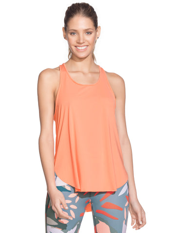MAAJI Relief Citrus Racer Back Tank Top