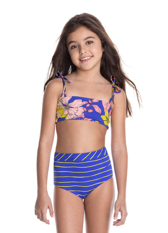 Maaji Lorelei Marlin Reversible Girls Swimsuit