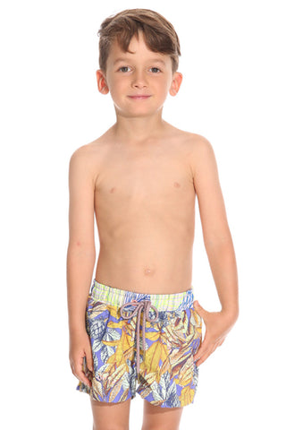 MAAJI 9086KST03:  Beach Repeat  Swim Trunk