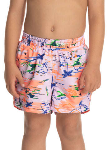 MAAJI Overtricking Snap Boys Swim Shorts