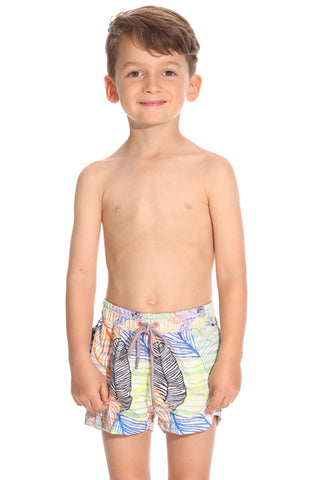 MAAJI 9088KST03:  Speechless  Swim Trunk