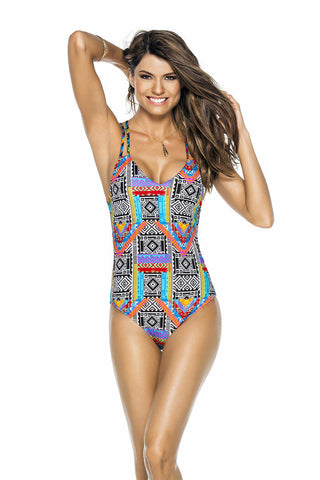 PHAX BF11160105: KLINE One Piece Swimsuit