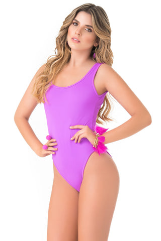 PHAX BF11160166: Kiss One Piece Swimsuit