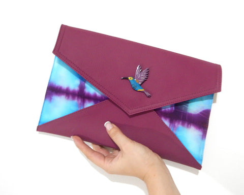Hummingbird Over-type wallets