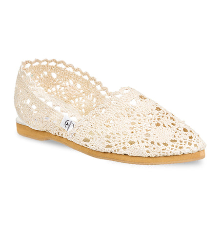 Soles For Change Kogi Beige Espadrilles