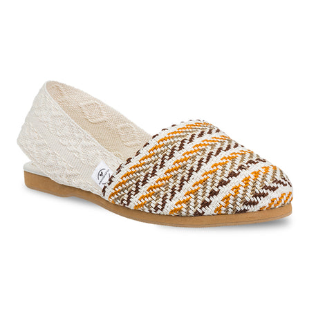 Soles For Change Caqui Wayu Espadrilles