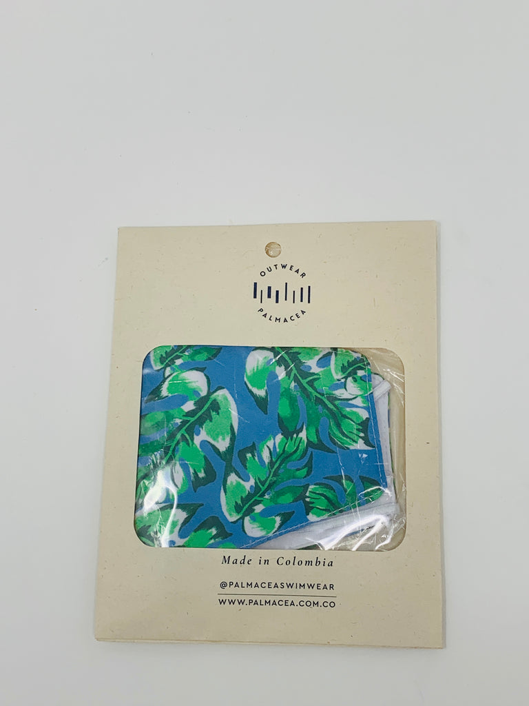 PALMACEA Happy Palms 2 Ply Anti-Fluid Face Mask