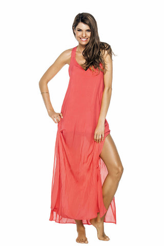 PHAX PF11810283: COLOR MIX Maxi Dress