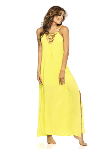 PHAX PF11810293: BEACHWEAR Maxi Dress
