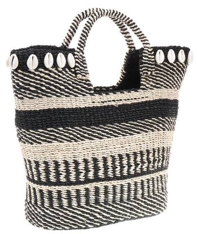Style Cat Praiano Classic Tote Basket Bag