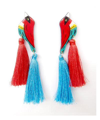 Nuez Moscada: Sparrow Earrings