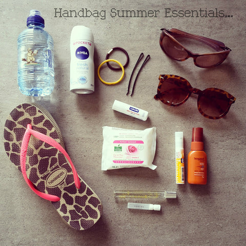 Handbag Summer Essentials