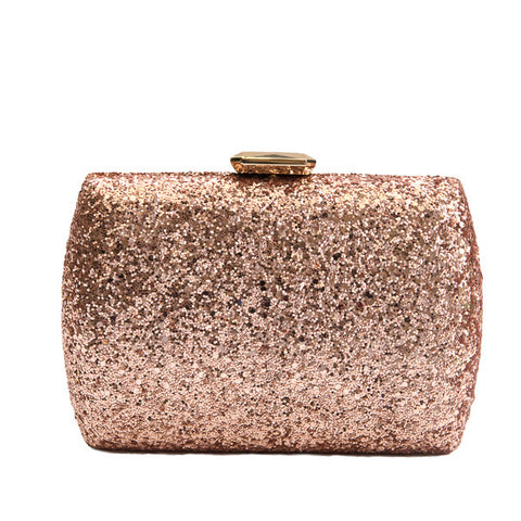 Diana & Co roze clutch Handtas