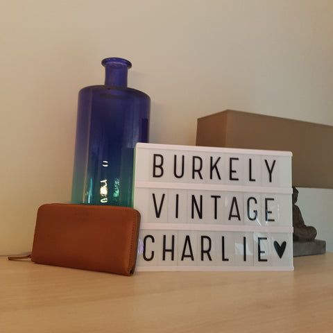 Burkely Vintage Charly wallet L