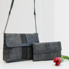PIECES Parah Crossbody grijs