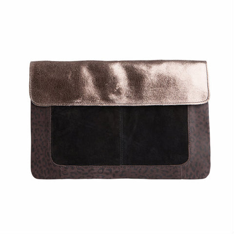 PIECES Marieva Clutch Black Coffee