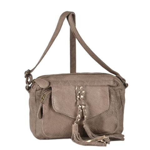 PIECES Dafila Crossbody Nougat