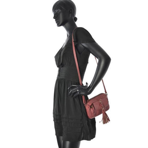 PIECES Dafila Crossbody fig