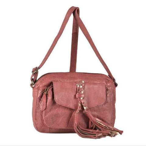 PIECES Dafila Crossbody bordeaux