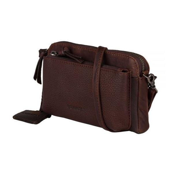 6696e428186 Burkely Antique Avery Mini Bag zwart & bruin | So Baggy webshop