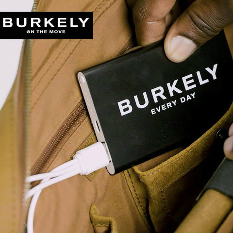 Burkely ON THE MOVE (powerbank incl) FLAP 15""