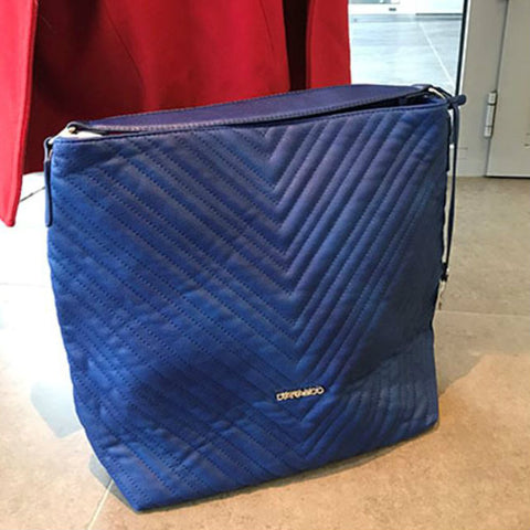 Diana & Co Electric Blue Hobo