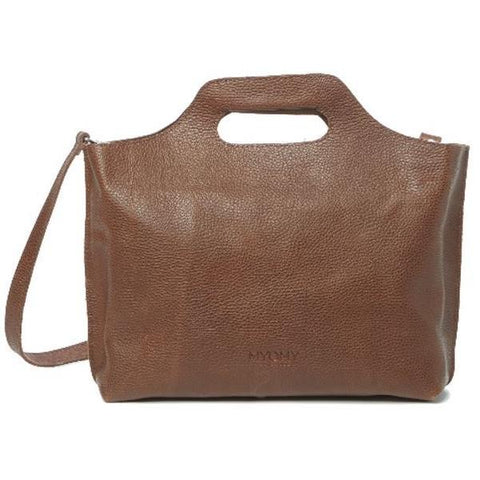 MY CARRY BAG Handbag Rambler Brandy