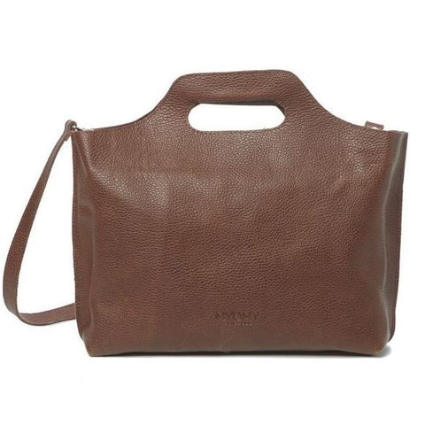 MYOMY - MY CARRY BAG Mini Rambler Brandy